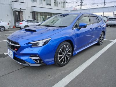 LEVORG STI SportEX 1.8L EyeSight X